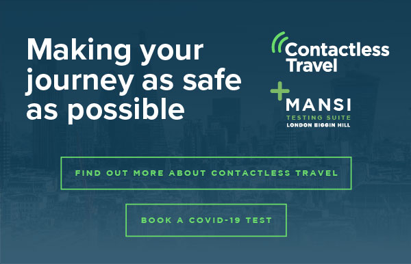 Contactless Travel
